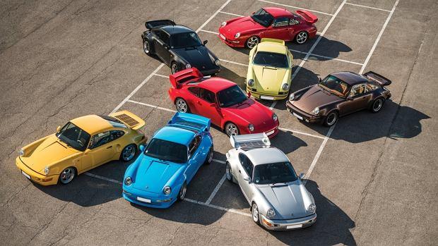 Aukcje | Rekordowe ceny Porsche 911
