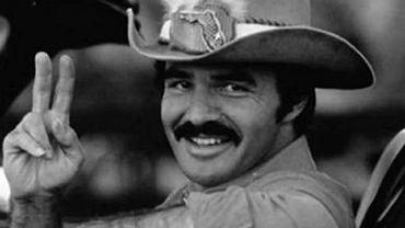Burt Reynolds w 'Mistrz kierownicy ucieka'