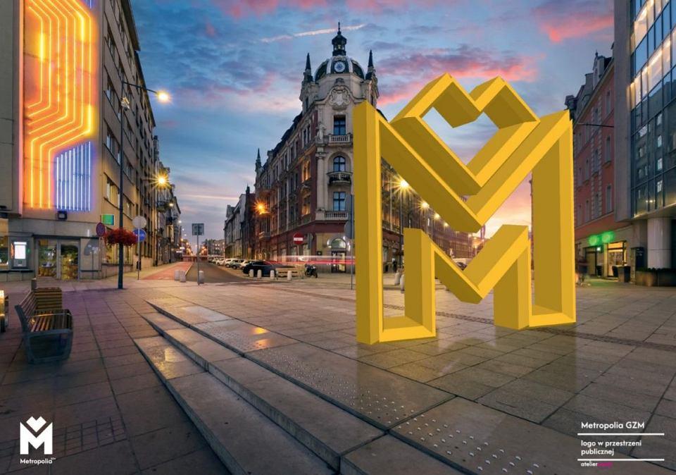 Zdjęcie numer 1 w galerii - Metropolia ma swoje logo. To wielkie M i wygląda świetnie