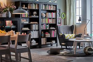 Pomysły na przechowywanie w salonie - jak zorganizować wielofunkcyjne pomieszczenie?