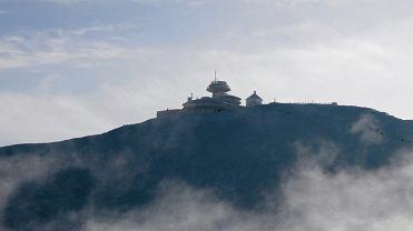 Obserwatorium meteorologiczne IMGW na Śnieżce