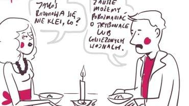 Samo życie (rys. Magda Danaj)