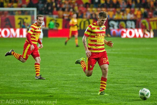 Zdjęcie numer 5 w galerii - Ekstraklasa. Konstantin Vassiljev nie zagra przez 6 tygodni?! W Jagiellonii zaprzeczają