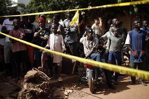 Mali. Atak terrorystyczny na hotel w Bamako. Są ofiary