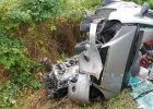 Kto widzia� ten wypadek? Policja poszukuje �wiadk�w