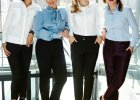 Kolekcja koszul Simple CP: nowe modele prezentują kobiety sukcesu