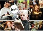 Krymina�y, romanse, powie�ci przygodowe. Co top modelki czytaj� za kulisami pokaz�w podczas tygodni mody?