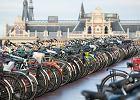 Holandia. Rowerowy Amsterdam
