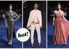 """Pokaz filmu """"Interstellar"""" w Londynie: Jessica Chastain w zjawiskowej sukni, skromna Anne Hathaway oraz eleganccy i stylowi Matthew i Camila [ZDJ�CIA]"""