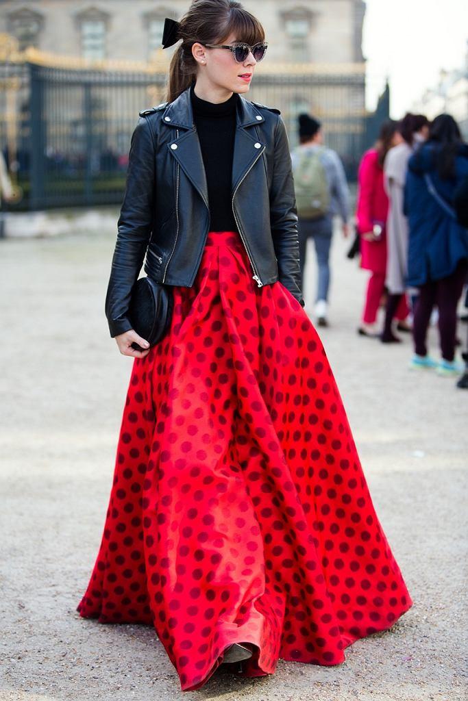 przed pokazem Diora, Paris Fashion Week, Autumn 2015 / Monika Motor