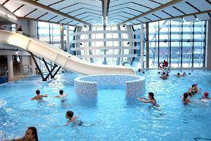 """""""Brak higieny klientów"""". Wielki lubelski aquapark zmuszony do zamknięcia basenów"""