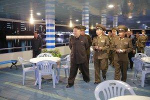 Najnowsza inwestycja Kim Dzong Una. Luksusowy statek, kt�ry daleko nie pop�ynie
