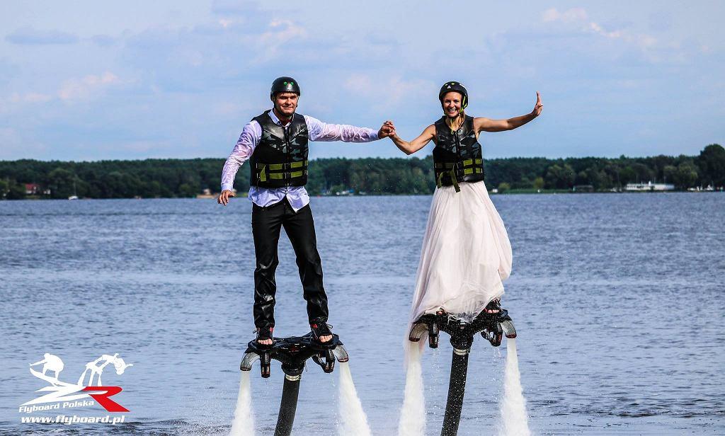 Flyboard Polska / materiały promocyjne