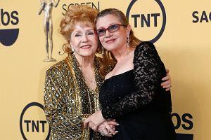 Debbie Reynolds nie żyje. Aktorka i matka Carrie Fisher zmarła zaledwie dzień po córce