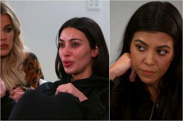 Kim Kardashian przerwała milczenie w sprawie przykrego wydarzenia z października.