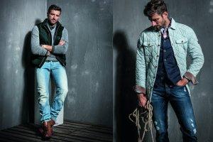 Jesień 2014 w modzie męskiej: co nowego? [SESJA LOGO]