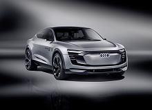 Audi Elaine Concept. Kolejny popis możliwości