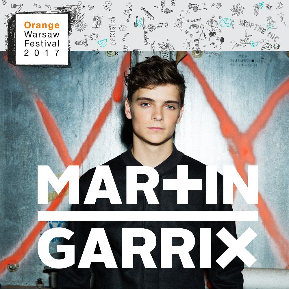 Martin Garrix / materiały prasowe