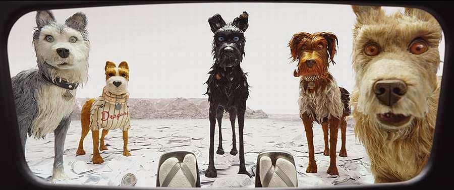 Kadr ze zwiastuna filmu 'Wyspa psów', reż. Wes Anderson / Screen z Youtube.com/FoxSearchlight