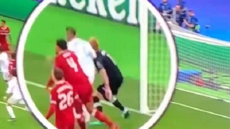 Ramos vs. Karius