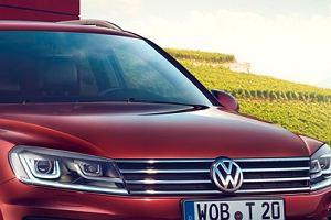 Volkswagen Touareg | Duży SUV na bogato