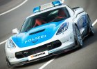 Chevrolet Corvette | To nie Need For Speed, to niemiecka policja