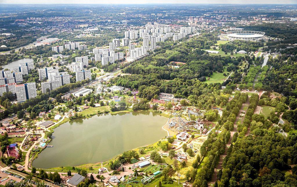 Park Śląski / GRZEGORZ CELEJEWSKI