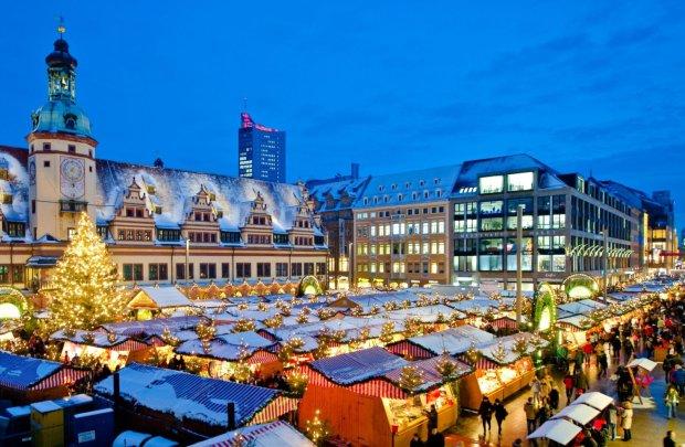 Najpiękniejsze jarmarki bożonarodzeniowe w Europie. Wśród nich Wrocław - jak wypada? [ZESTAWIENIE 2015]