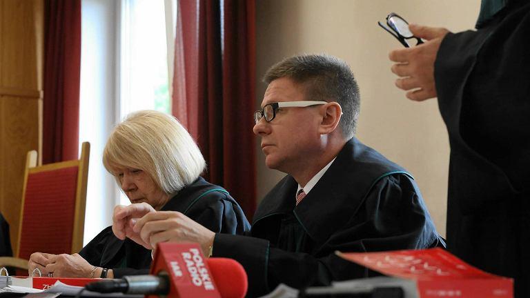 Proces Macieja Zientarskiego