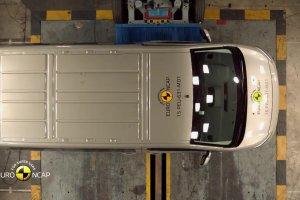 Toyota Proace, Citroen Spacetourer i Peugeot Traveller | Test zderzeniowy Euro NCAP