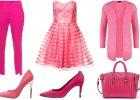 Różowy total look - sprawdź nasze propozycje