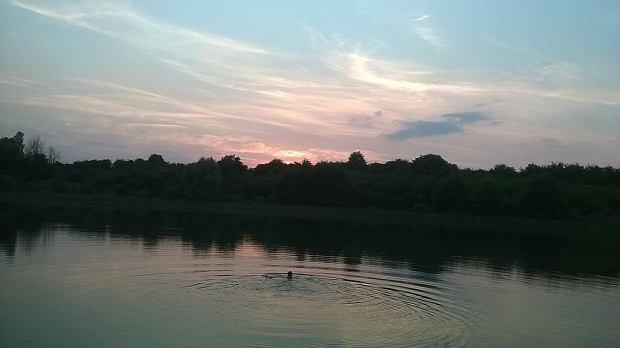 Jezioro Busko