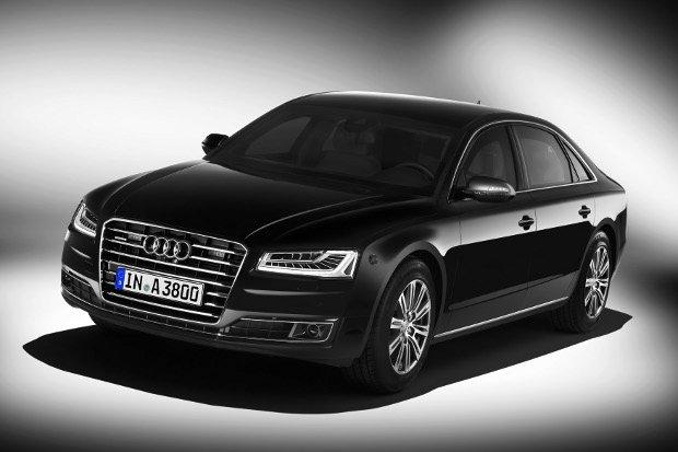 Audi A8 L Security / fot. Audi