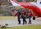 Tragiczna końcówka roku w Tatrach. Wypadki śmiertelne