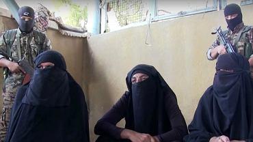 Bojownicy ISIS chcieli uciec w kobiecych przebraniach. To nie mog�o si� uda�. Sp�jrzcie tylko na ich d�onie