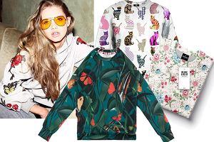 365730c51eb1a Najfajniejsze bluzy od polskich projektantów. Zakochasz się w tych wzorach  i kolorach