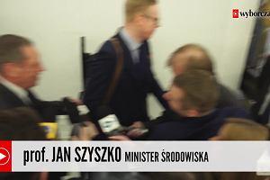 Komisja etyki prześwietla oświadczenia majątkowe ministra Szyszki. Czy kogoś w PiS obchodzi, ile ma hektarów?