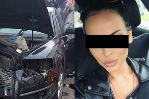 Esmeralda G. skomentowała swój wypadek