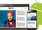 """Nareszcie nowa aplikacja """"Gazety Wyborczej"""" na Androida"""