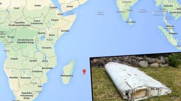 Skrzyd�o samolotu znalezione u wybrze�y francuskiej wyspy. To mo�e by� fragment zaginionego boeinga?