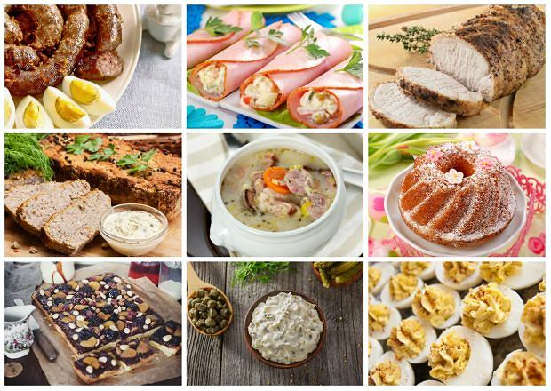 Skomponuj śniadanie wielkanocne - przewodnik dla początkujących i zabieganych