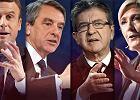 Kto jest kim we francuskich wyborach? Lider sondaży przypomina Belkę, a jego konkurentka... Leppera