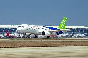 Pierwszy duży chiński samolot pasażerski gotowy do dziewiczego lotu. Przeszedł już ostatnią próbę