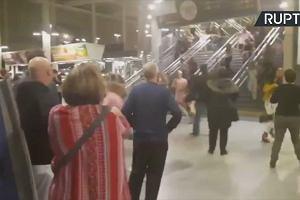 Panika po tragicznych wybuchach w Manchester Arena po koncercie Ariany Grande