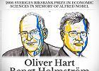 Nagroda Nobla z ekonomii: Oliver Hart i Bengt Holmström za teorię kontraktu