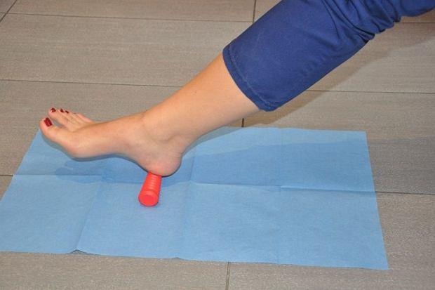 Ćwiczenia stóp
