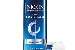 Nioxin Night Density Rescue - nocna regeneracja dla twoich włosów