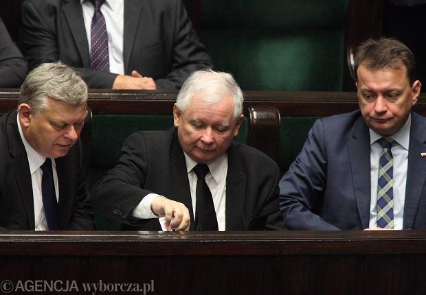 Aborcyjne fantazje Jarosława Kaczyńskiego. Nie ma danych, które cytuje prezes PiS