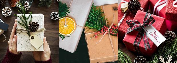 Pomysły na zapakowanie prezentu na święta