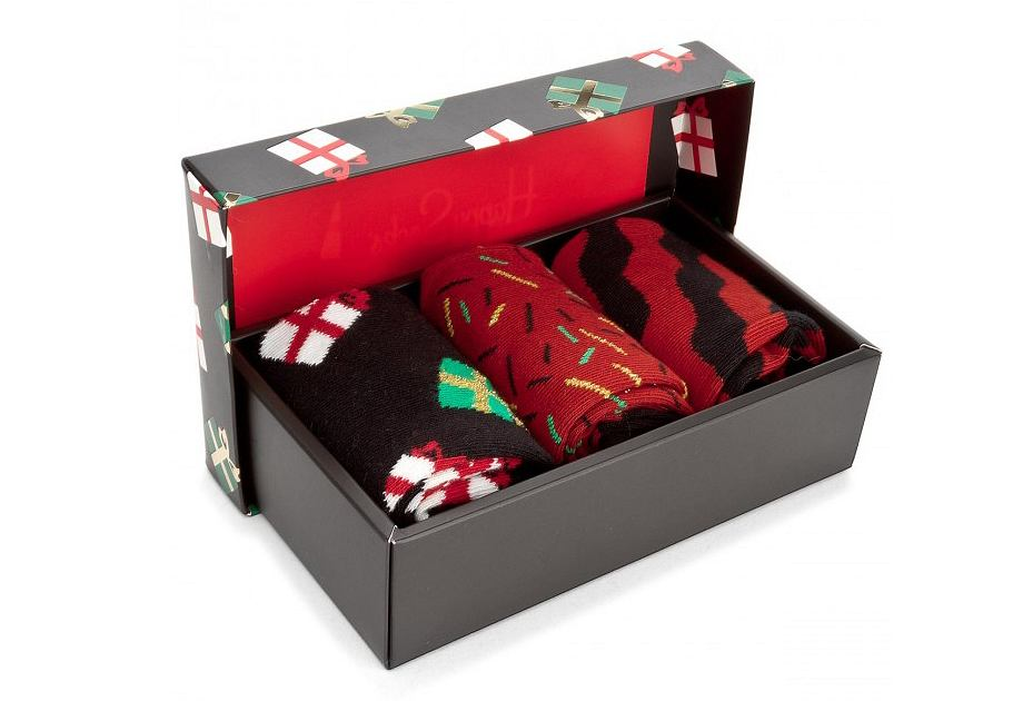Skarpetki Happy Socks - uniwersalny prezent na święta dla każdego